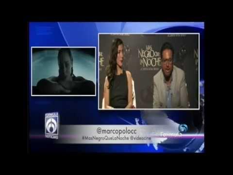 @_VicenteFdez #MasNegroQueLaNoche @marcopolocc y más en FE con Priscila Gil