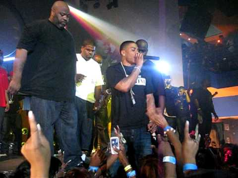 VINCE YOUNG CELEBRITY WEEKEND 09: NELLY TIP DRILL
