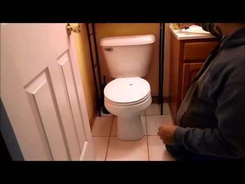 American Standard Cadet Toilet Seat Round