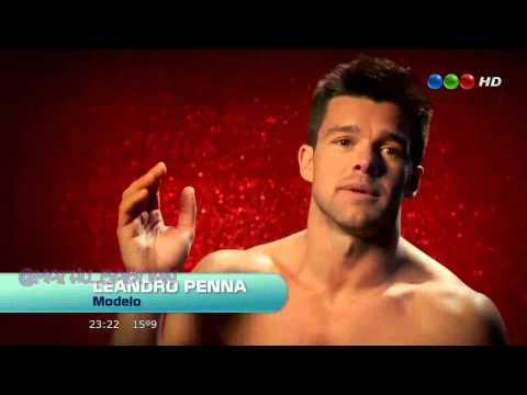 Celebrity Splash - Programa 1 / Salto Leandro Penna