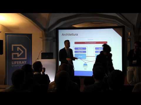 Liferay Symposium Italy 2015 - Case Study Intranet Coop Italia - Alessandro Alessi