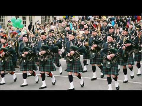 Top Ten Military Bagpipe Marching Tunes