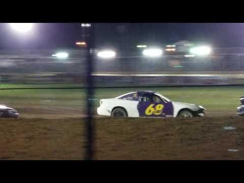 Brownstown Speedway Hornet Heat 2 9-21-18