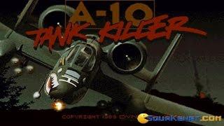 A-10 Tank Killer gameplay (PC Game, 1989)