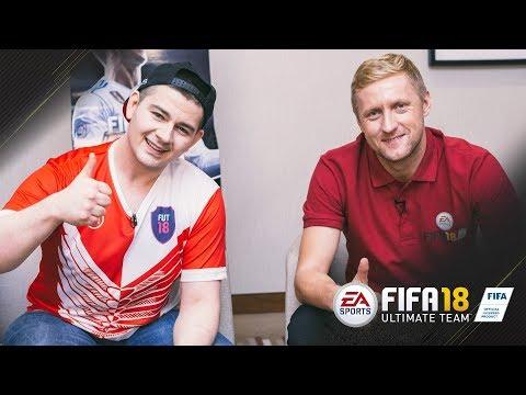 FIFA 18 Ultimate Team - Kamil Glik vs Junajted