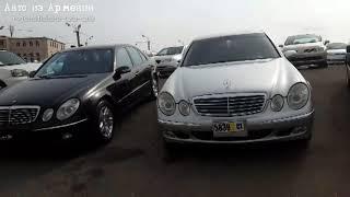 Авто из Армении. Обзор рынка 1 марта 2020 г.