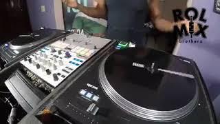 Download lagu ROLMIX HAITIAN DJ TURNTABLIST HAITI (REMIX NOU MANJEL NAN MEN YO RABODAY)