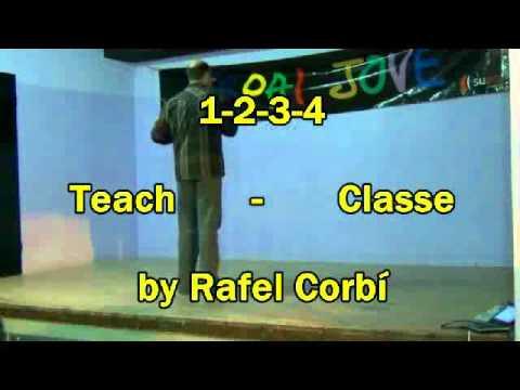1234 Dance and teach