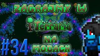 Zagrajmy w Terraria na Modach #34 - Planziemia [1.3.4.4]