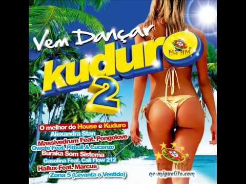 DJ Kuduro - Morena Kuduro [VEM DANÇAR KUDURO 2 (2011)]