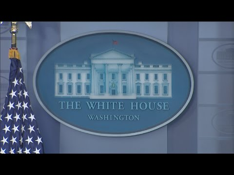 WATCH LIVE: White House daily news briefing