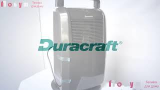 Осушитель воздуха Duracraft. Купить по цене без переплат. Доставка по Украине за 1-3 дня(, 2017-11-28T13:02:27.000Z)