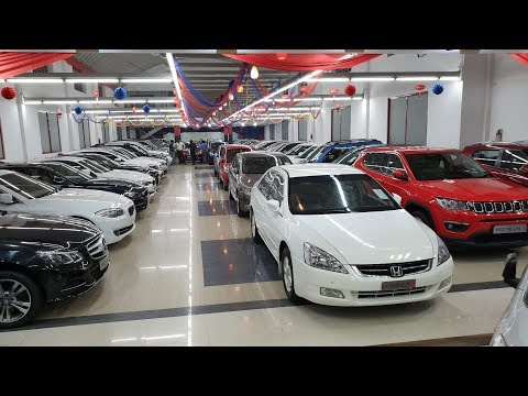 Visit To Used Car Showroom FULL Video With Complete Details|Price,Year Of Make,KM