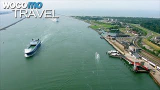 Last leg before the North Sea: The Rhine in the Netherlands | The Rhine from above - Episode 5/5