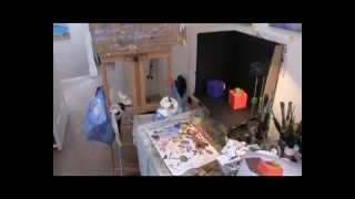 How To Set Up Artist Studio