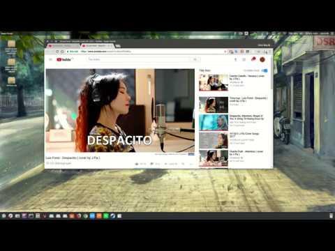 Hướng dẫn tải video khi dùng trình duyệt Chrome trên Ubuntu và các hệ điều hành nhân Linux