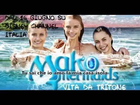 Mako Mermaids -  i just wanna be - Traduzione Italiana