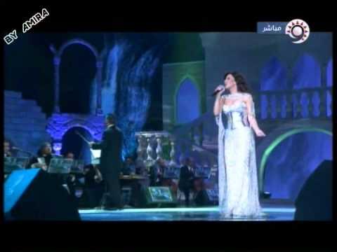 Najwa Karam Medley Part 1 - Doha 2010