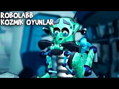 Robolabb Kozmik Oyunlar 3.Bölüm