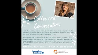 Coffee and Conversation with Jacqueline Novogratz