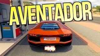 Forza Horizon 3 - Lamborghini Aventador LP700-4 Gameplay HD 1080p