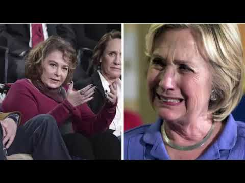 Roseanne Barr Decides To Finally Share The Truth About Hillary Clinton