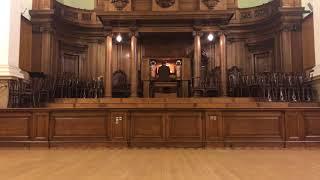 """Fantasia on """"Auld Lang Syne"""" - Rónán Murray YouTube Thumbnail"""