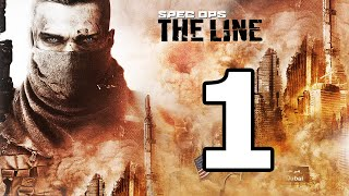Spec Ops The Line Walkthrough Part 1 - No Commentary Playthrough (PC)