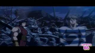 Super Street Fighter IV Stories - Cody