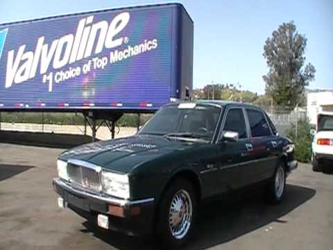1991 Jaguar Sovereign XJ6 Saloon XJ40 Sedan 4.0 Classic FOR SALE