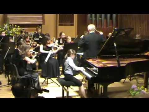 Maja Babyszka - A. Cwojdziński - Concertino op.83 A.