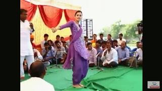 Haryanvi super dance on stage || Ragini video||