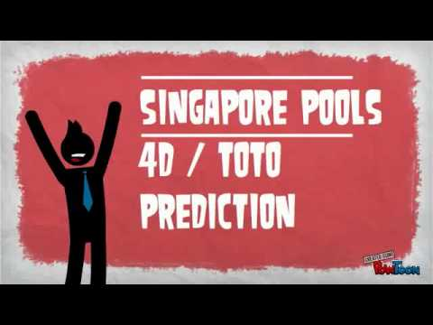 Singapore pools 4d amp toto youtube