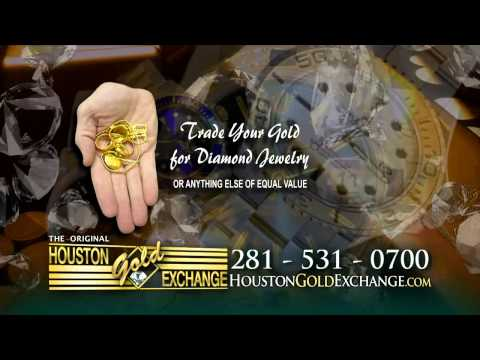 Houston Gold Exchange Katy - Trade your Gold for Diamond Jewelry