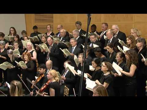 World Bank IMF Staff and Community Chorus May 2016 Concert