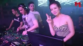 DJ Trang Moon 2018  Nhạc Sàn Cực Mạnh 2018   Bass Đập Tức Ngực Dành Cho Đám Cưới