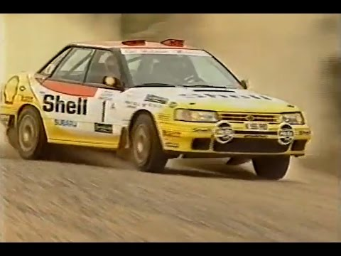 1995 NZRC Otago Rally