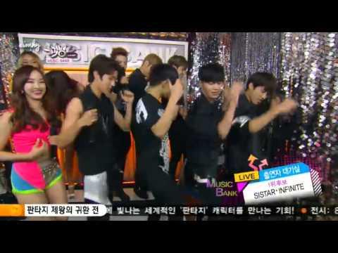 20140801 Infinite Sistar interview