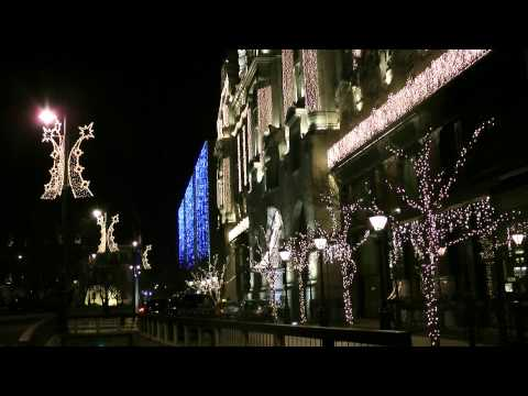 Christmas in Budapest - HD Video