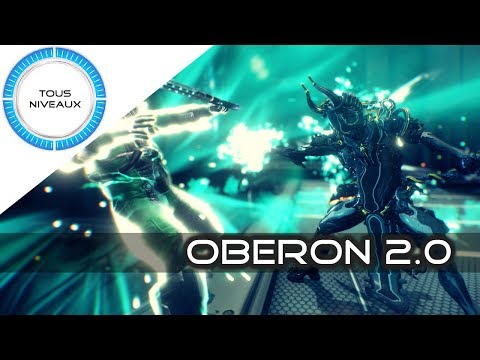 Warframe Review - Oberon 2.0 - Warframe [FR]