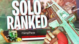 The Solo Ranked Adventure Starts Again... - PS4 Apex Legends