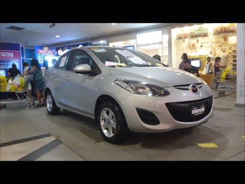 2014 Mazda 2 Sedan Walk Around Review