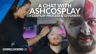Chatting with AshCosplay (Featuring Cosplay Process + noblechairs Giveaway!)