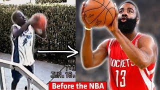 Before the NBA : James Harden