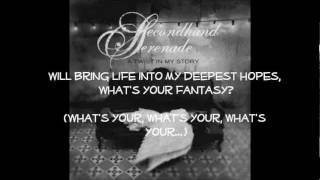 Secondhand Serenade - Your Call Lyrics (On Screen + Free Download Link!)