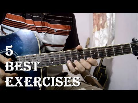 How To Play Lead Guitar Like A Pro - 5 Best Finger Exercises For Beginners