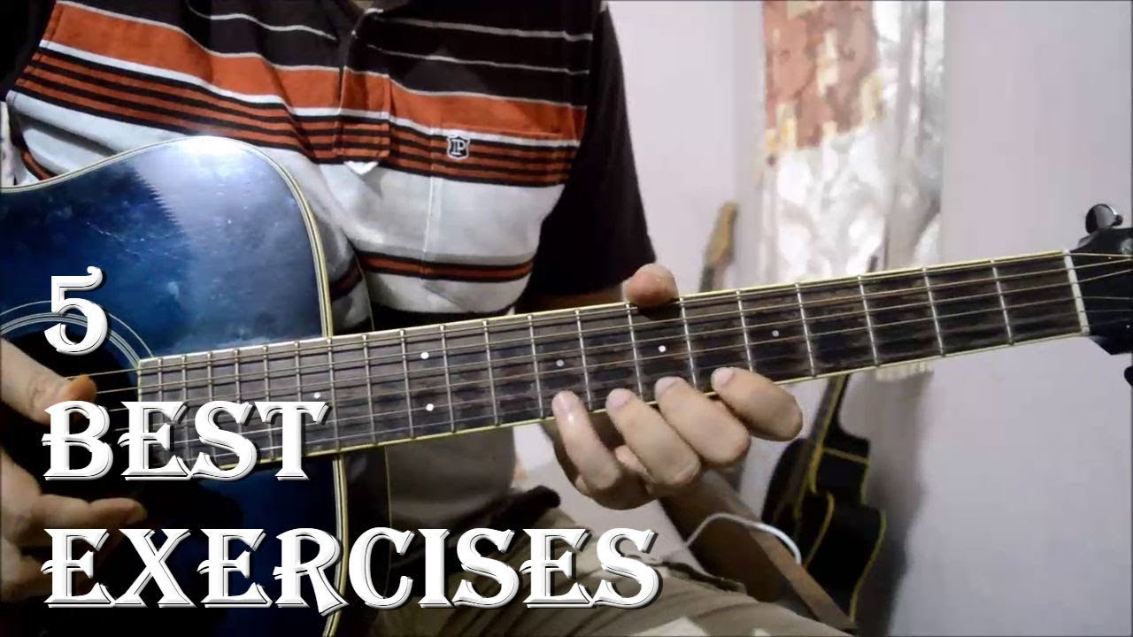 how to play lead guitar like a pro 5 best finger exercises for beginners youtube. Black Bedroom Furniture Sets. Home Design Ideas