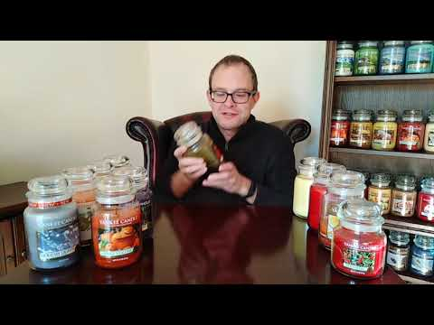 YANKEE CANDLE A TO Z - Part 9 - All My Yankee Candles