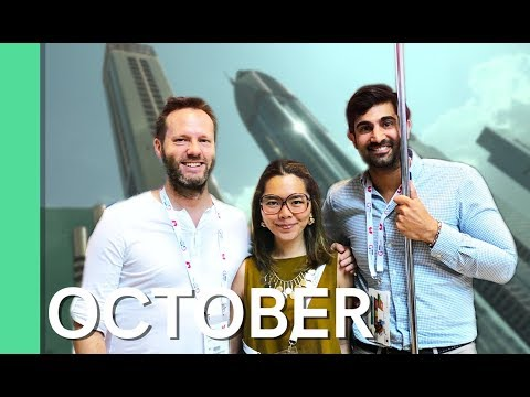 I WENT TO DUBAI - OCTOBER 2019 Monthly favorites - expo2020, burj khalifa, copenhagen