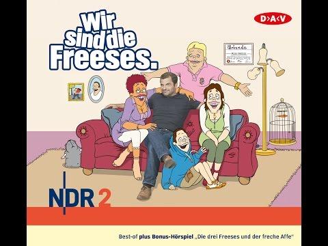 Wir sind die Freeses 1 YouTube Hörbuch Trailer auf Deutsch